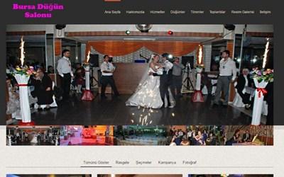 Bursa Düğün Salonları