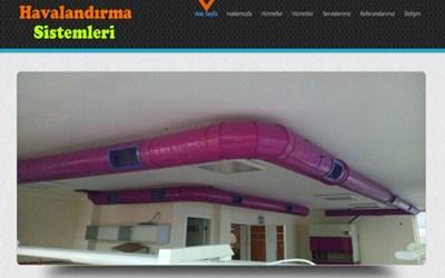 Havalandırma Sistemleri İzmir